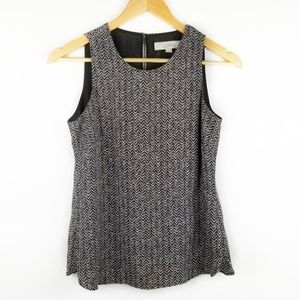 Ann Taylor LOFT Womens Sleeveless Top